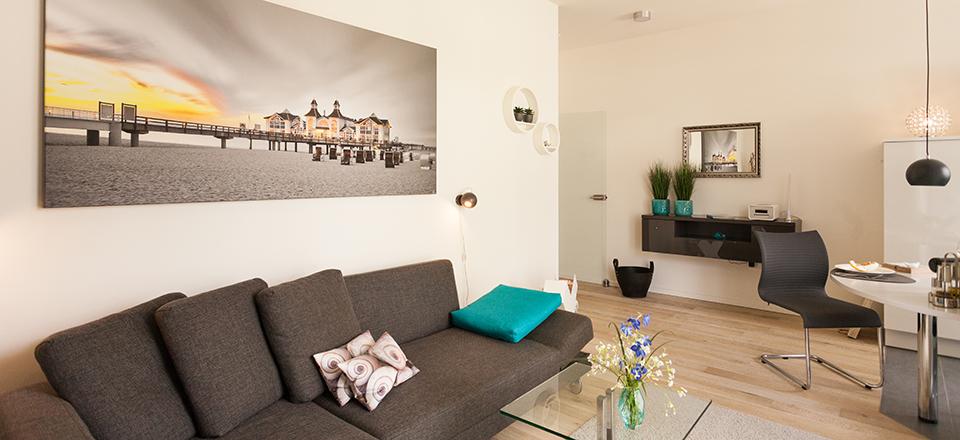 Villa wiederkehr stilvolle komfort ferienwohnung einkehr for Fewo sellin