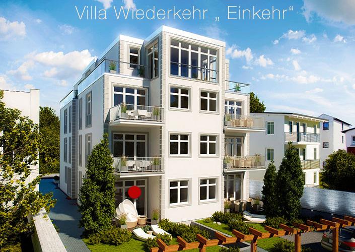 Villa wiederkehr stilvolle komfort ferienwohnung einkehr for Villa sellin rugen